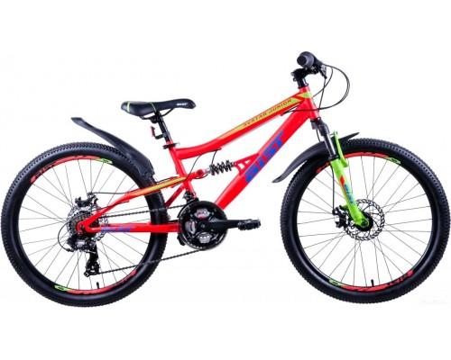 "Велосипед Aist Avatar Junior 24"" (красный)"