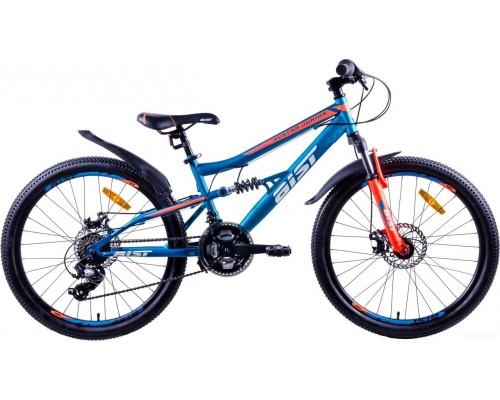 """Велосипед Aist Avatar Junior 24"""" (синий)"""