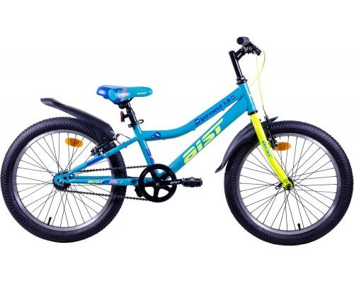 """Велосипед Aist Serenity 1.0 20"""" (голубой)"""