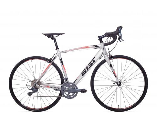 """Велосипед Aist Mach 1.0 28"""" (черный/серый/красный)"""