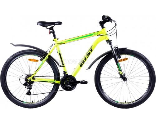 """Велосипед Aist Quest 26"""" (желтый/зеленый)"""