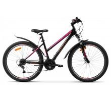 """Велосипед Aist Quest W 26"""" (черный, 2021)"""