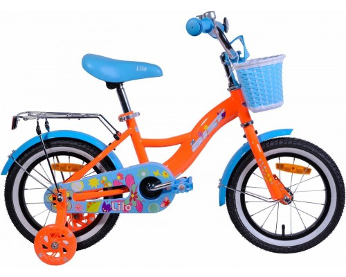 "Велосипед Aist Lilo 14"" (оранжевый)"
