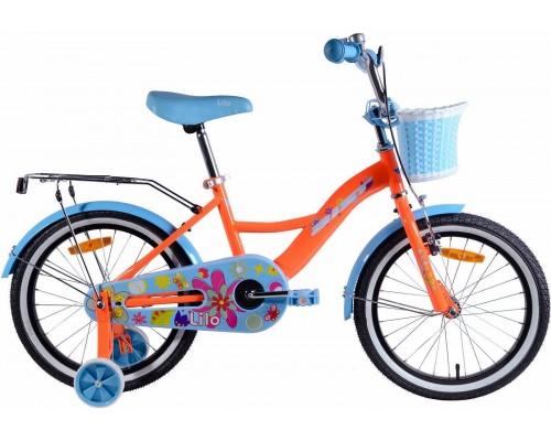 "Велосипед Aist Lilo 18"" (оранжевый)"