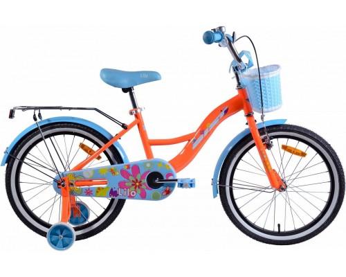 "Велосипед Aist Lilo 20"" (оранжевый)"