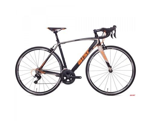 """Велосипед Aist Mach 2.0 28"""" (черный/серый/красный)"""