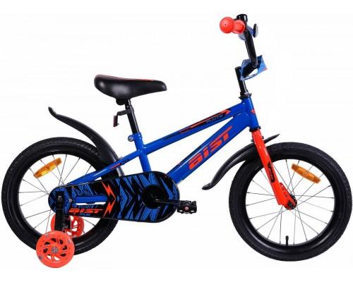 "Велосипед Aist Pluto 16"" (синий)"