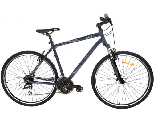 """Велосипед Aist Cross 2.0 28"""" (серый)"""