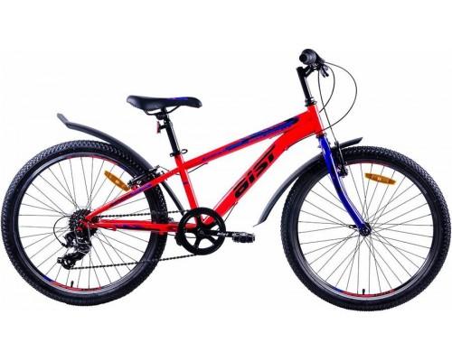 """Велосипед Aist Rocky Junior 1.0 24"""" (красный)"""