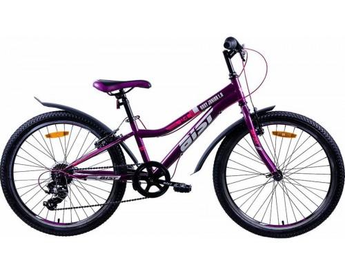 """Велосипед Aist Rosy Junior 1.0 24"""" (фиолетовый)"""