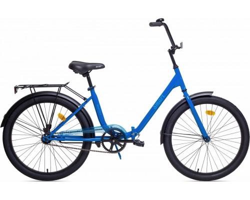 "Велосипед Aist Smart 1.1 24"" (синий/голубой)"