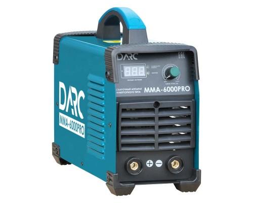 Аппарат сварочный инверторный D'ARC MMA-6000PRO