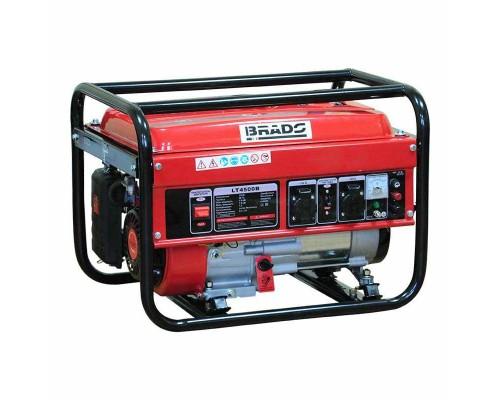 Электростанция (генератор бензиновый) BRADO LT4500B (3,0кВт)