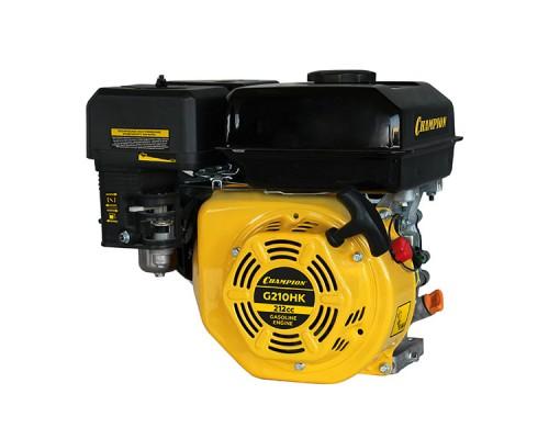 Двигатель бензиновый CHAMPION G210-1HK (7 л.с., Шпонка ф19мм)