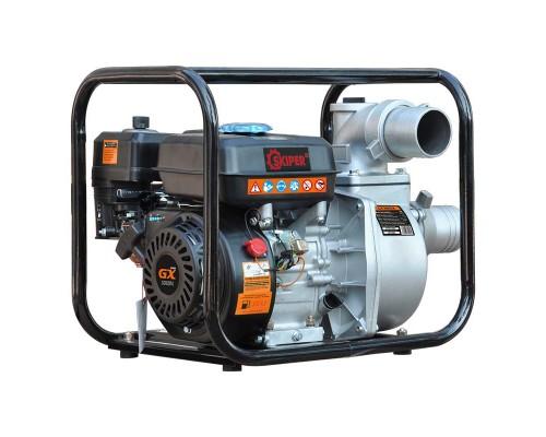 Мотопомпа Skiper LT30CX (для чистой воды, 1100 л/мин)