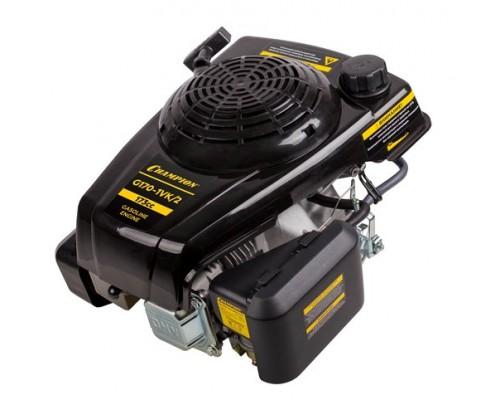 Двигатель бензиновый CHAMPION G170-1VK/2 (5.5 л.с., Шпонка ф22.2мм)