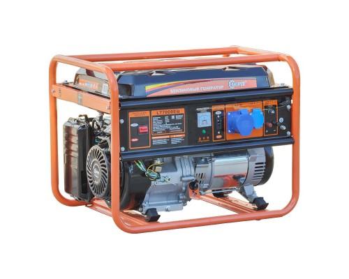 Электростанция (генератор бензиновый) SKIPER LT7000ЕВ (5,5кВт)