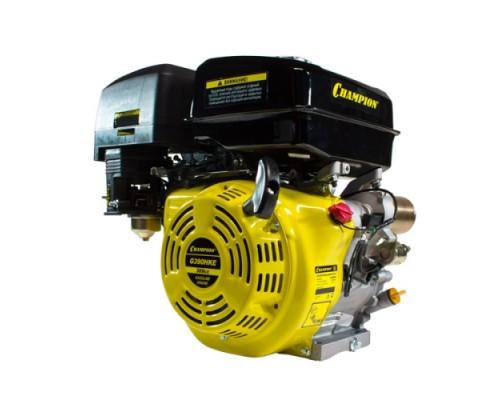 Двигатель бензиновый CHAMPION G390HKЕ (13 л.с., Шпонка ф25.4мм)