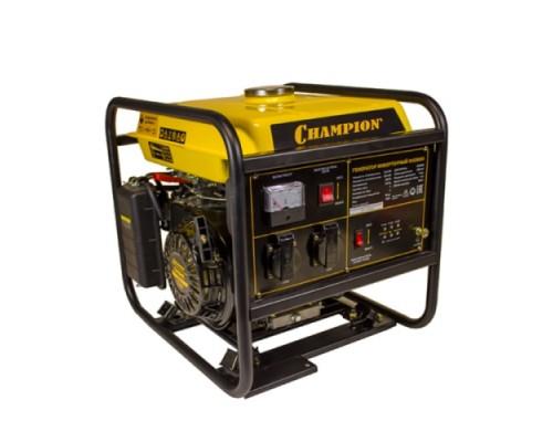 Электростанция (генератор бензиновый) CHAMPION IGG3600 (3,6кВт)