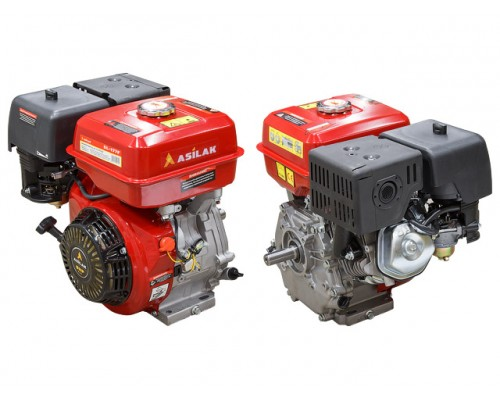 Двигатель бензиновый Asilak SL-177F-D25 (9 л.с., Шпонка ф25мм)