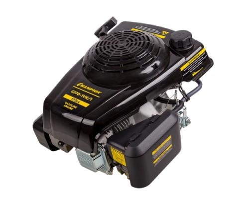 Двигатель бензиновый CHAMPION G170-1VK/1 (5.5 л.с., Шпонка ф22.2мм)