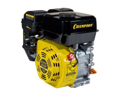 Двигатель бензиновый CHAMPION G210HT (7 л.с., Резьба ф16мм)