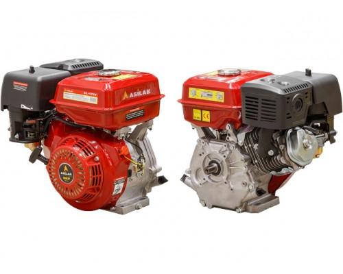 Двигатель бензиновый Asilak SL-177F-SH25 (9 л.с., Шлиц ф25мм)
