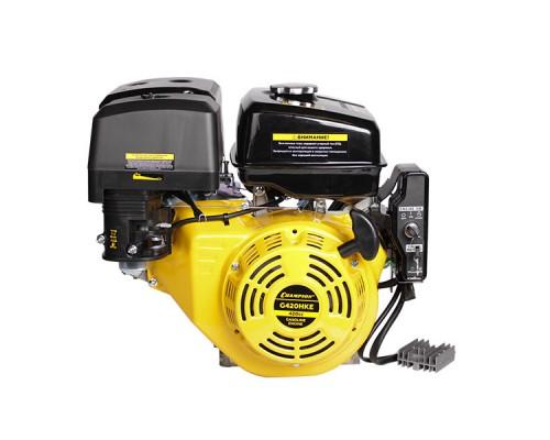 Двигатель бензиновый CHAMPION G420HKE (15 л.с., Шпонка ф25мм)