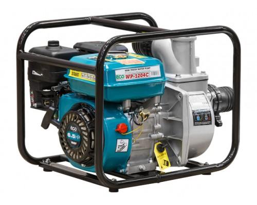 Мотопомпа ECO WP-1204C (для слабозагрязненной воды, 1200 л/мин)