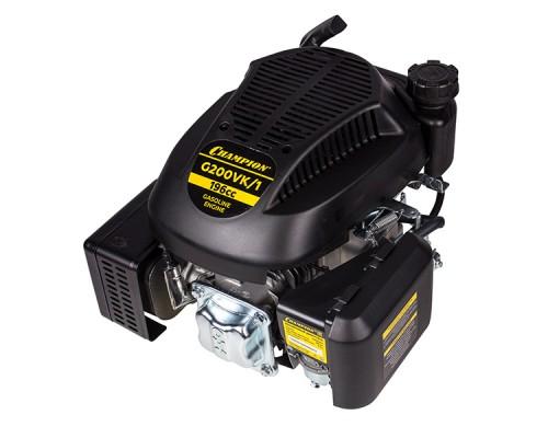 Двигатель бензиновый CHAMPION G200VK/1  (6 л.с., Шпонка ф22.2мм)
